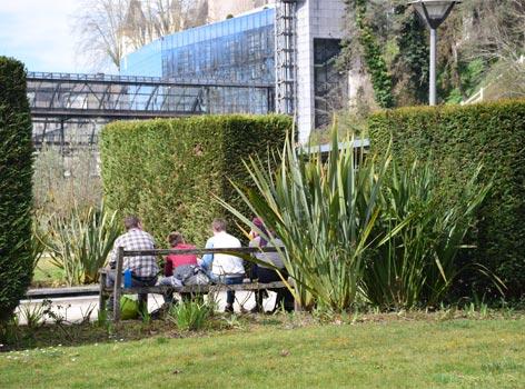 Regard(s) sur les jardins contemporains - Un article de ...
